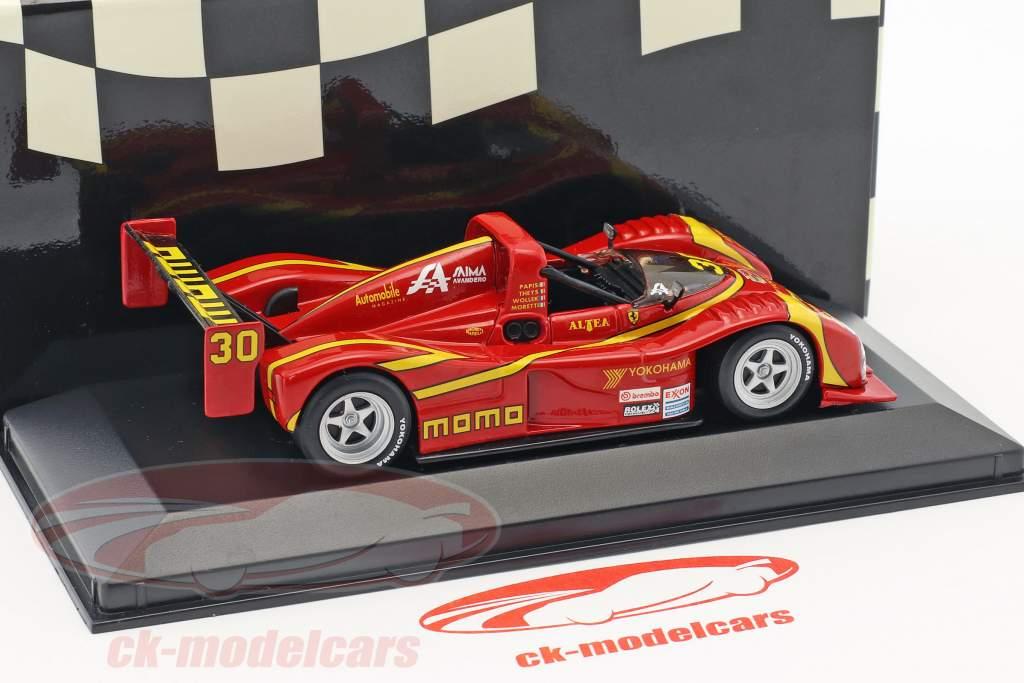 Ferrari 333 SP #30 2nd 24h Daytona 1996 Moretti, Wollek, Theys, Papis 1:43 Minichamps