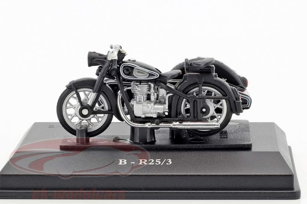 BMW B-R25/3 schwarz / silber 1:43 Cararama