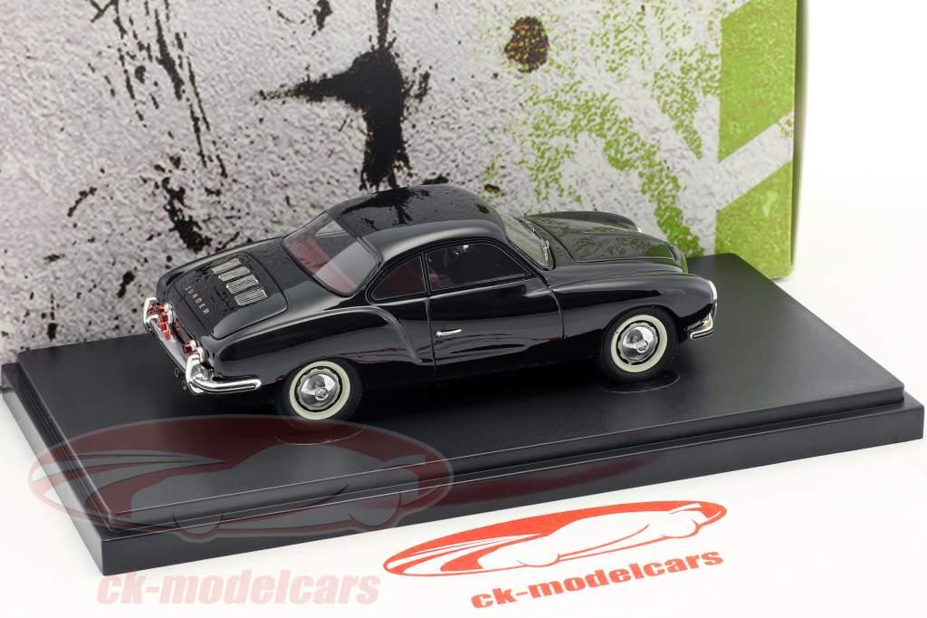 Zunder Cupe Baujahr 1964 schwarz 1:43 AutoCult