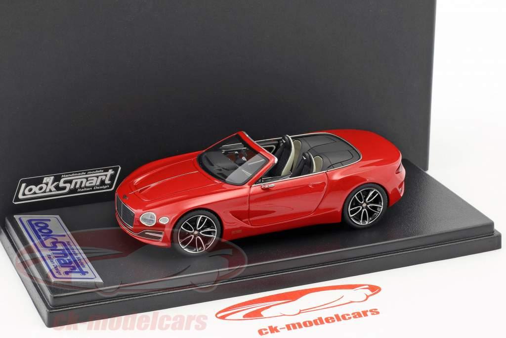 Bentley EXP 12 Speed rouge 1:43 LookSmart