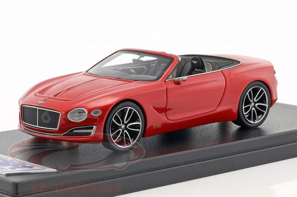 Bentley EXP 12 Speed rosso 1:43 LookSmart