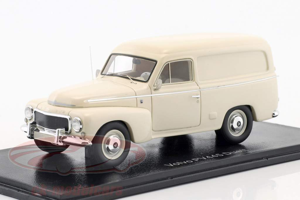 Volvo Duett PV445 Baujahr 1956 hellbeige 1:43 Neo