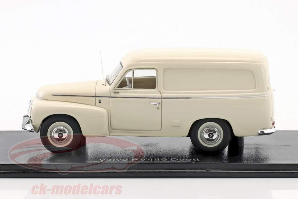 Volvo Duett PV445 year 1956 light beige 1:43 Neo