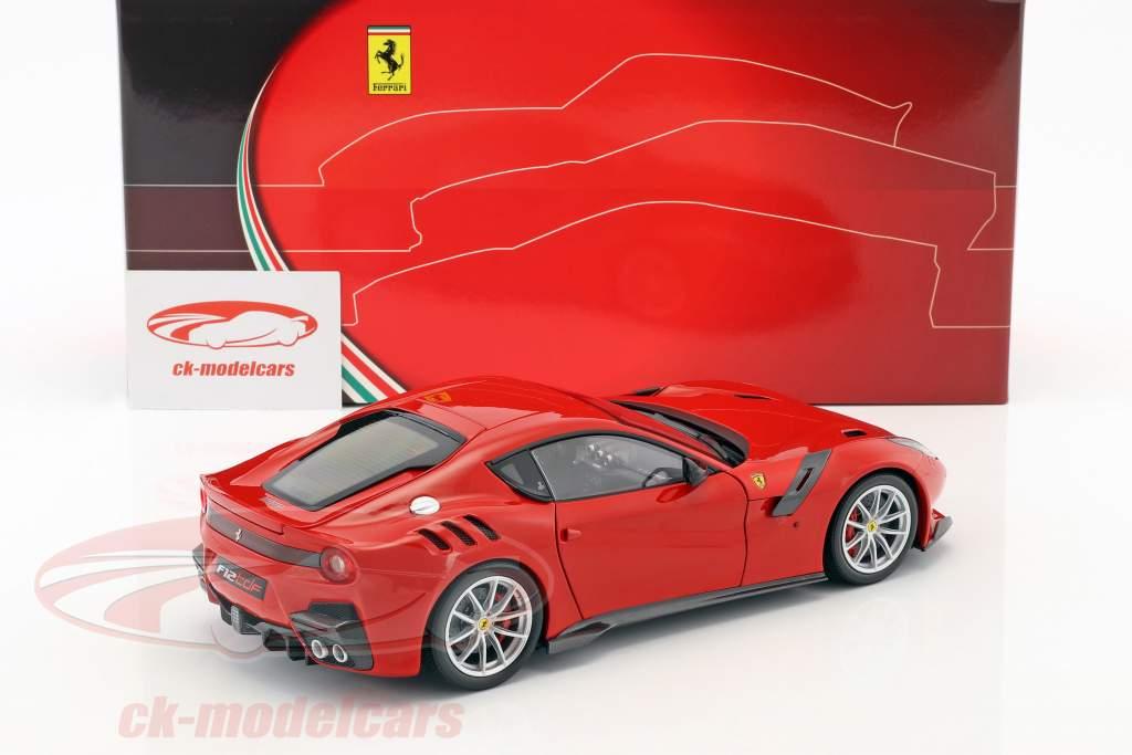 Bbr Models 1 18 Ferrari F12 Tdf Year 2016 Corsa Red Bbr182101 Model Car Bbr182101 8056646716005