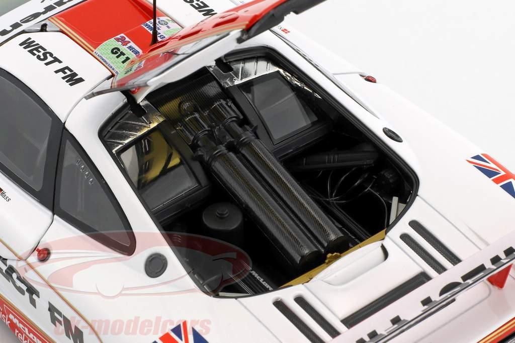 McLaren F1 GTR #49 24h LeMans 1995 Nielsen, Mass, Bscher 1:18 Minichamps