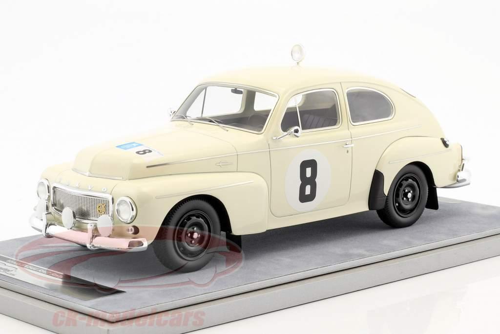Volvo PV 544 #8 Winner RAC Rallye 1964 Trana, Thermaenius 1:18 Tecnomodel