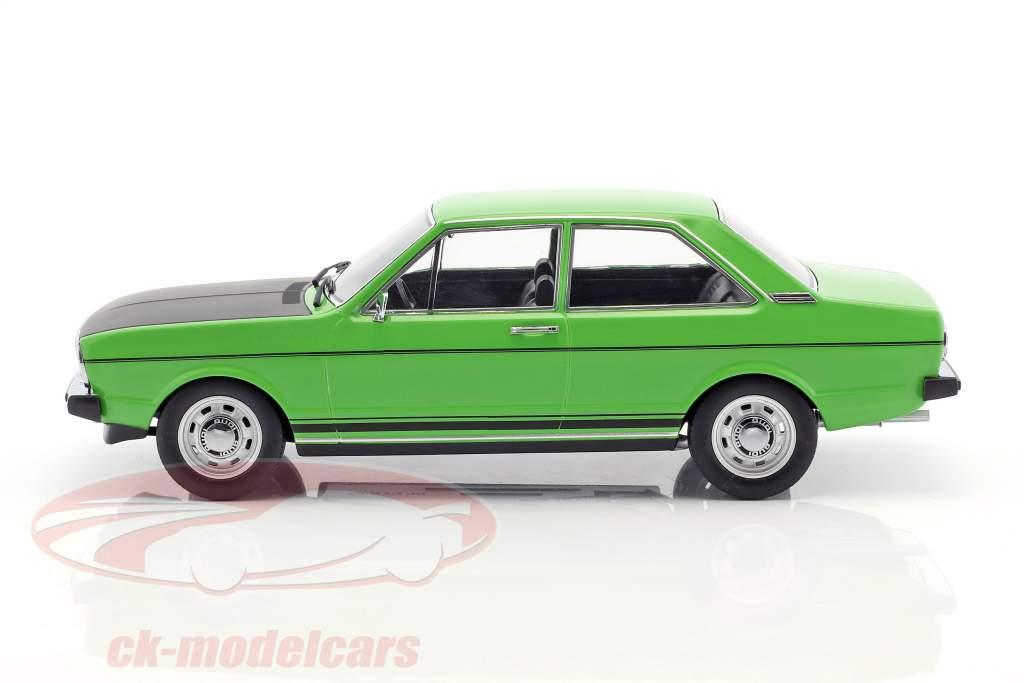 Audi 80 GTE verde / negro 1:18 KK-Scale