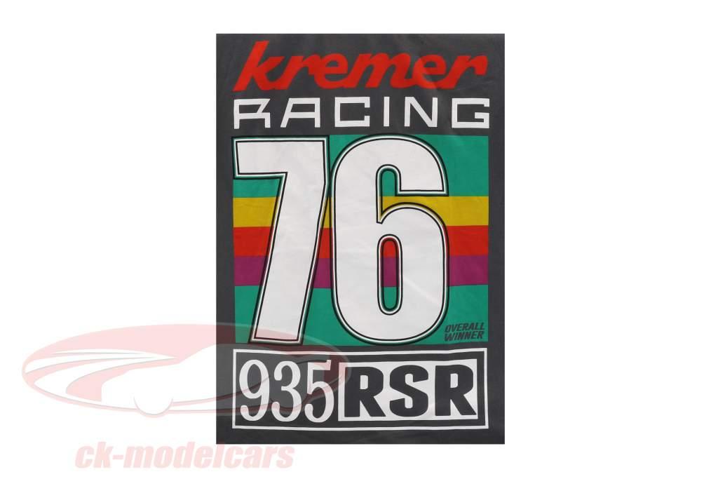 T-shirt Kremer Racing 76 grijs