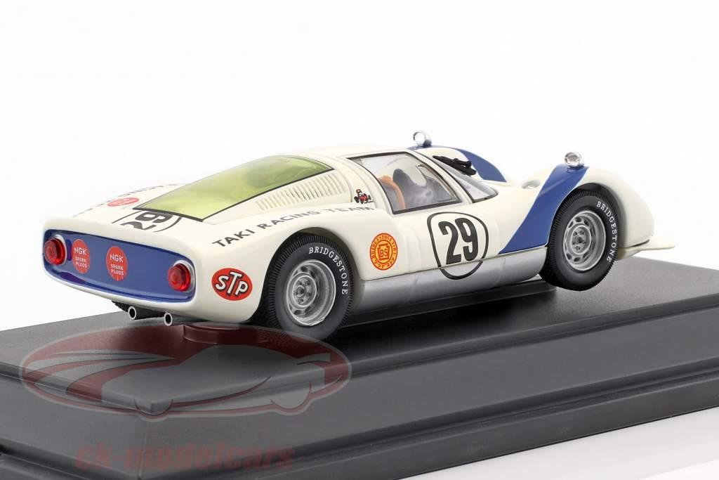 Porsche 906 #29 7 ° Giappone GP 1968 Hiroshi Katahira 1:43 Ebbro