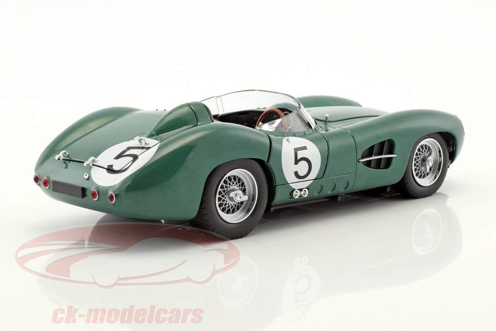 Aston Martin DBR1 #5 Winner 24h LeMans 1959 Shelby, Salvadori 1:18 CMR