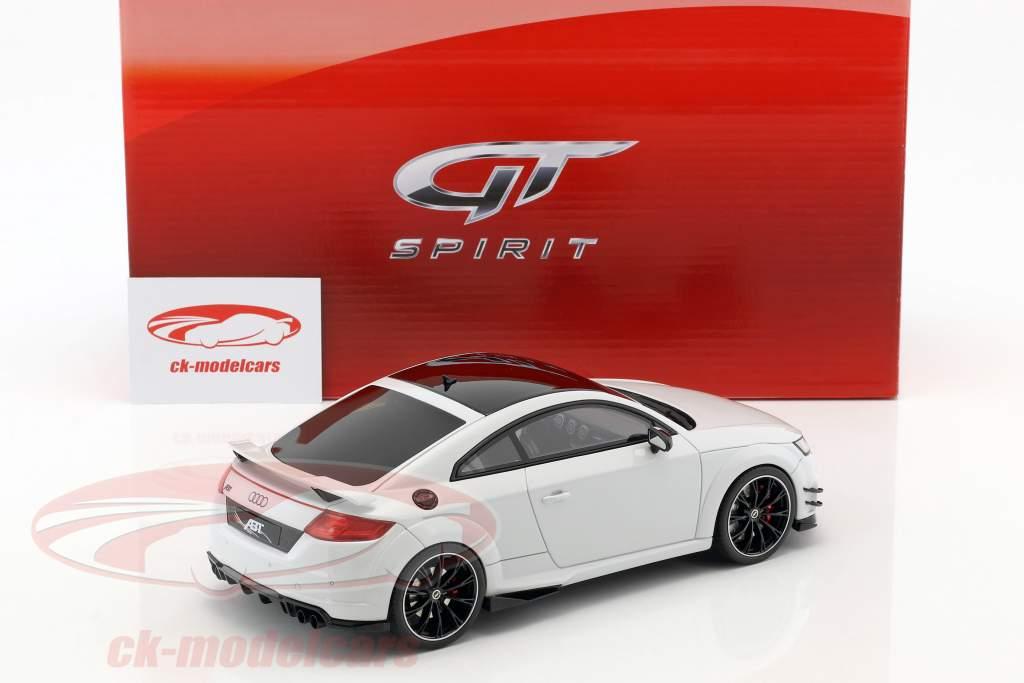 Audi ABT RS-R Motor Show Geneva 2017 glacier hite 1:18 GT-Spirit