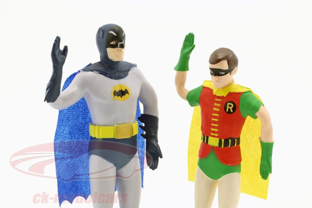 Batman biegbare Figuren Set Classic TV Serie Batman (1966) 5,5 inch NJCroce