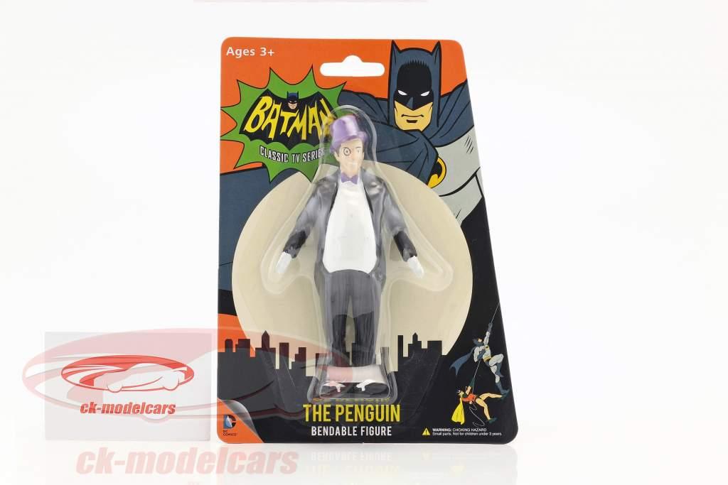 The Penguin cintrable figure Classic TV Serie Batman (1966) 5,5 inch NJCroce