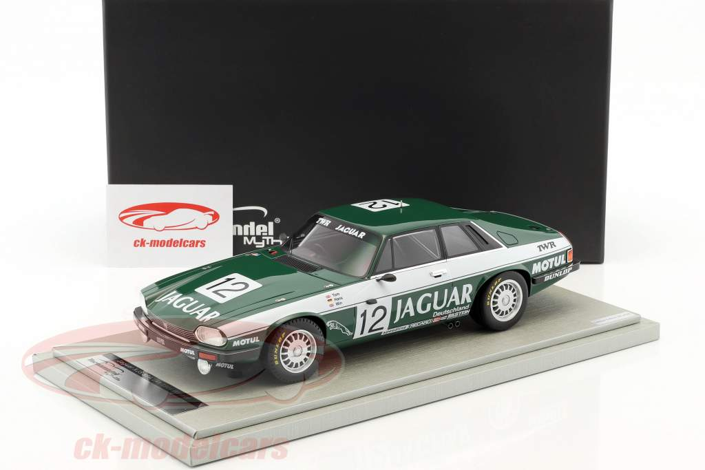 Jaguar XJS #12 Winner 24h Spa 1984 Walkinshaw, Percy, Heyer 1:18 Tecnomodel