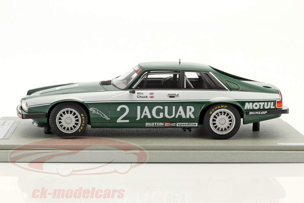 Jaguar XJS #2 Winner 500km Donington 1984 Percy, Nicholson 1:18 Tecnomodel