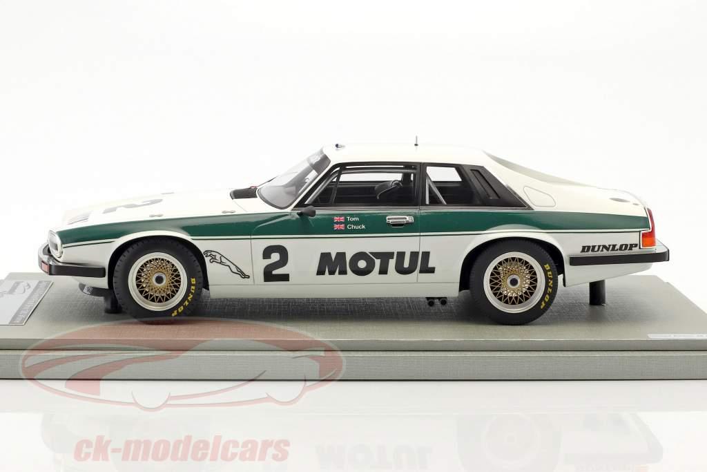 Jaguar XJS #2 gagnant 500km Donington 1984 Percy, Nicholson 1:18 Tecnomodel