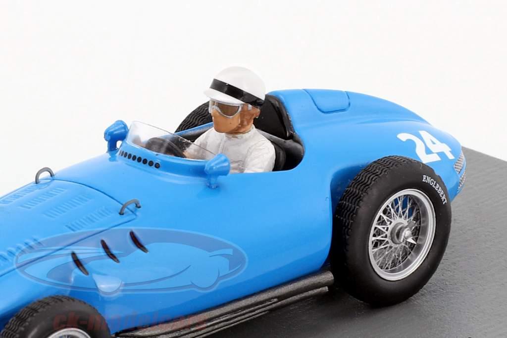 Jean Lucas Gordini T32 #24 Italian GP formula 1 1955 1:43 Spark