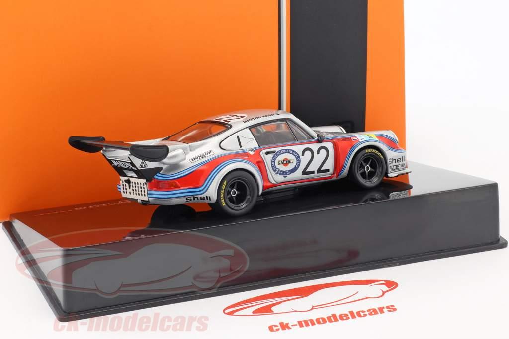 Porsche 911 Carrera RSR 2.1 Turbo #22 2 ° 24h LeMans 1974 Müller, van Lennep 1:43 Ixo