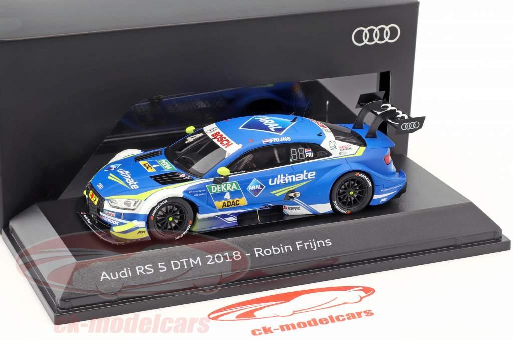Audi RS 5 #4 DTM 2018 Robin Frijns 1:43 Spark
