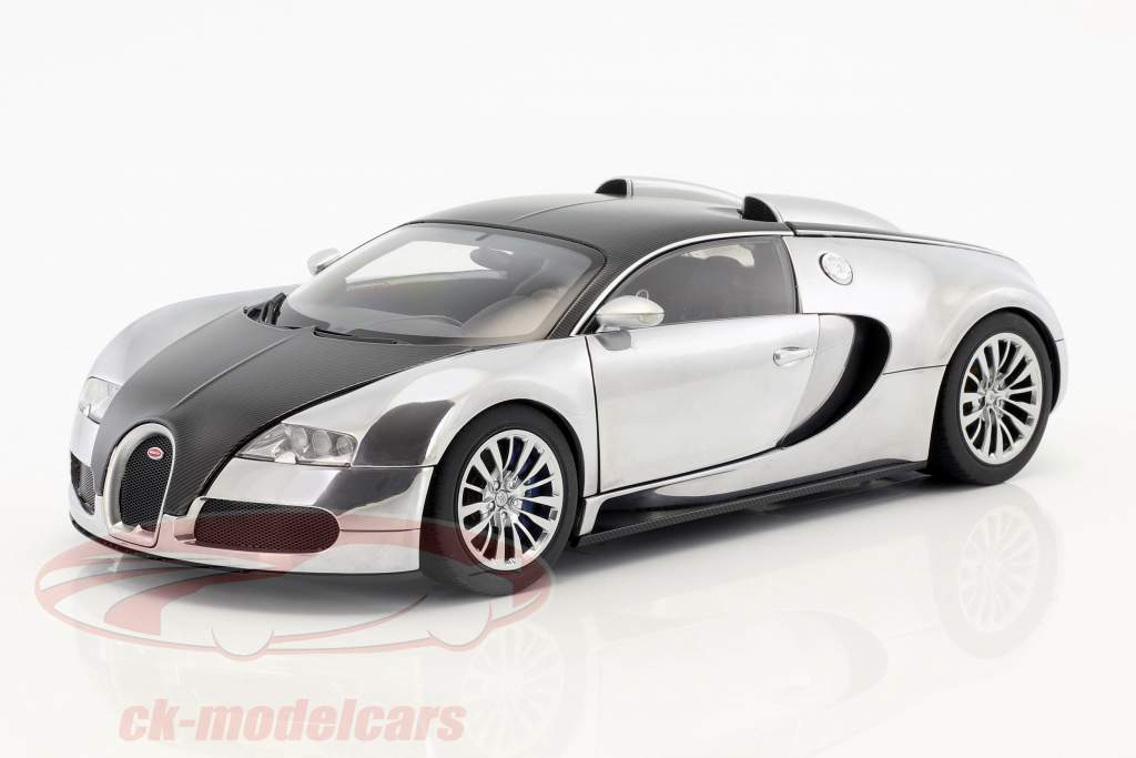 Bugatti EB 16.4 Veyron Pur Sang Año Editon 2008 1:18 AUTOart