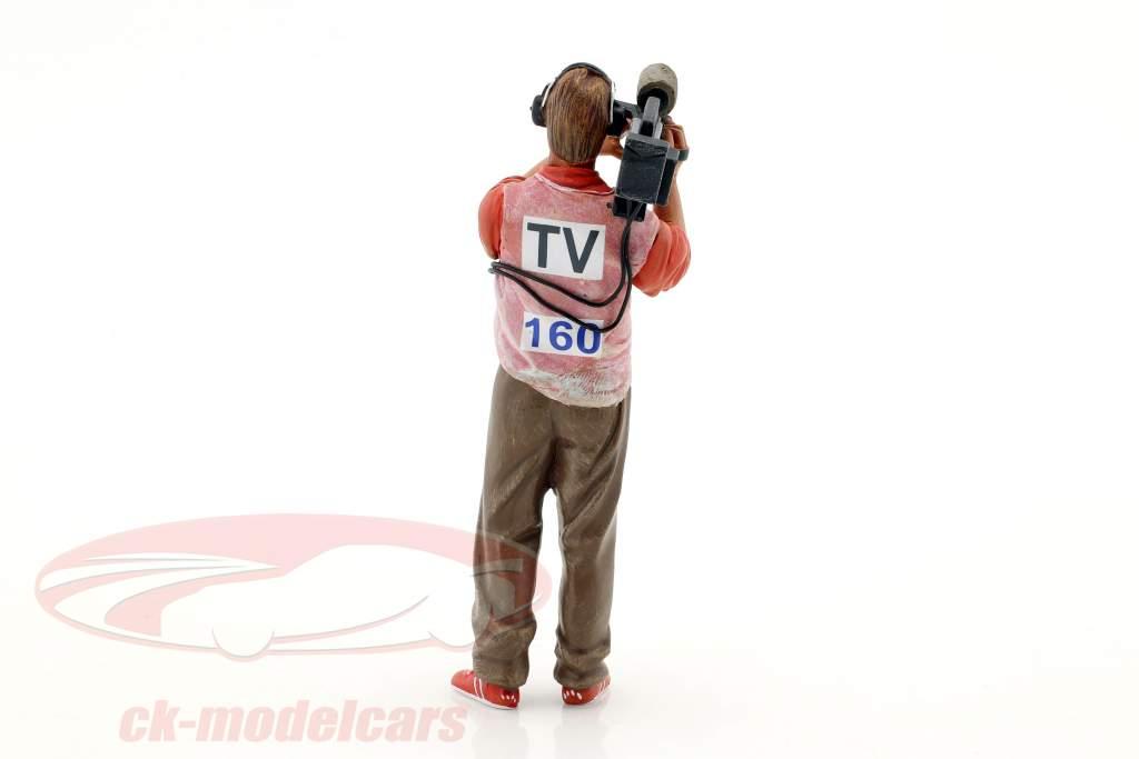 Thierry cámara figura 1:18 LeMansMiniatures