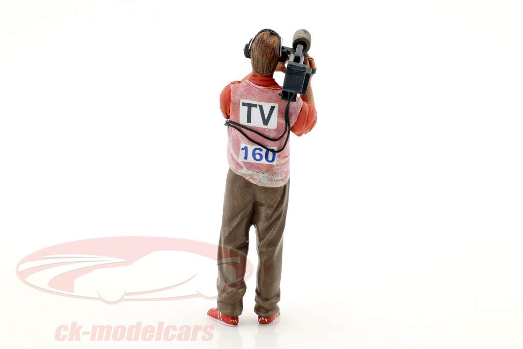 Thierry Kameramann Figur 1:18 LeMansMiniatures
