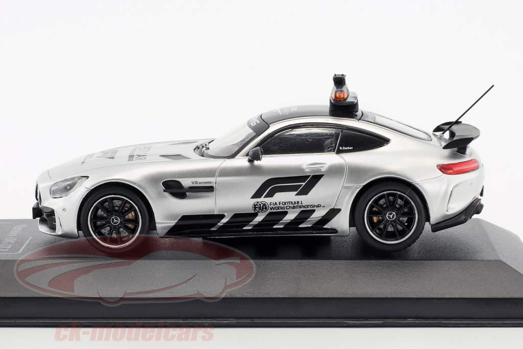 Mercedes-Benz AMG GT-R Safety Car formula 1 2018 1:43 PremiumX