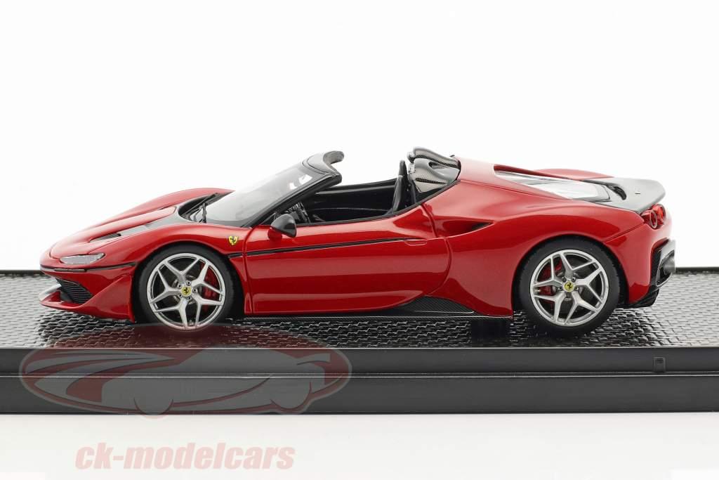 Ferrari J50 Roadster 50th Anniversary Ferrari Japan 2016 red 1:43 BBR