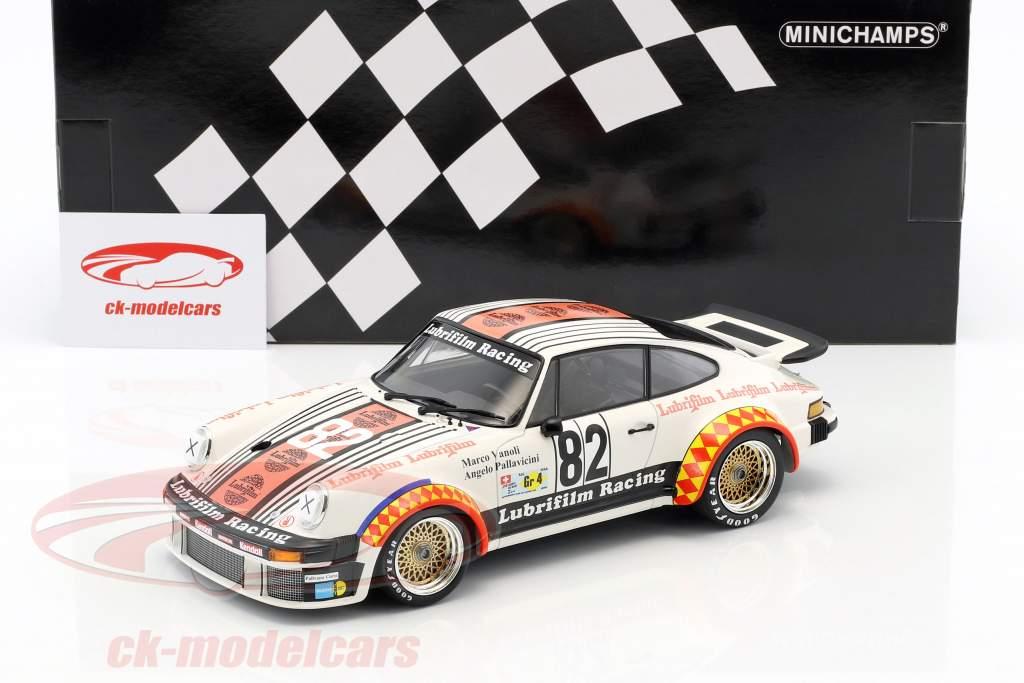 Porsche 934 #82 Winner Gr.4 24h LeMans 1979 1:18 Minichamps