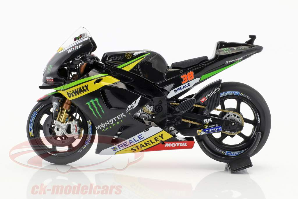 Bradley Smith Yamaha YZR-M1 #38 MotoGP 2016 1:18 MInichamps