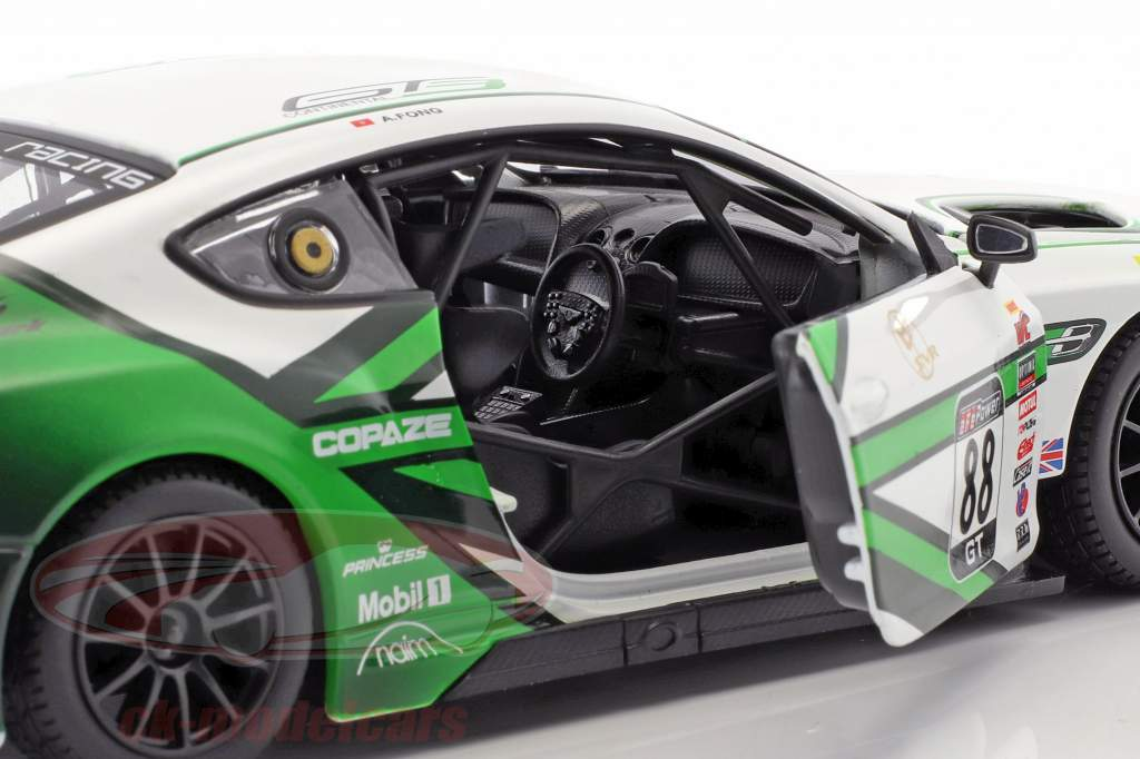 Bentley Continental GT3 #88 Adderly Fong 1:24 Bburago