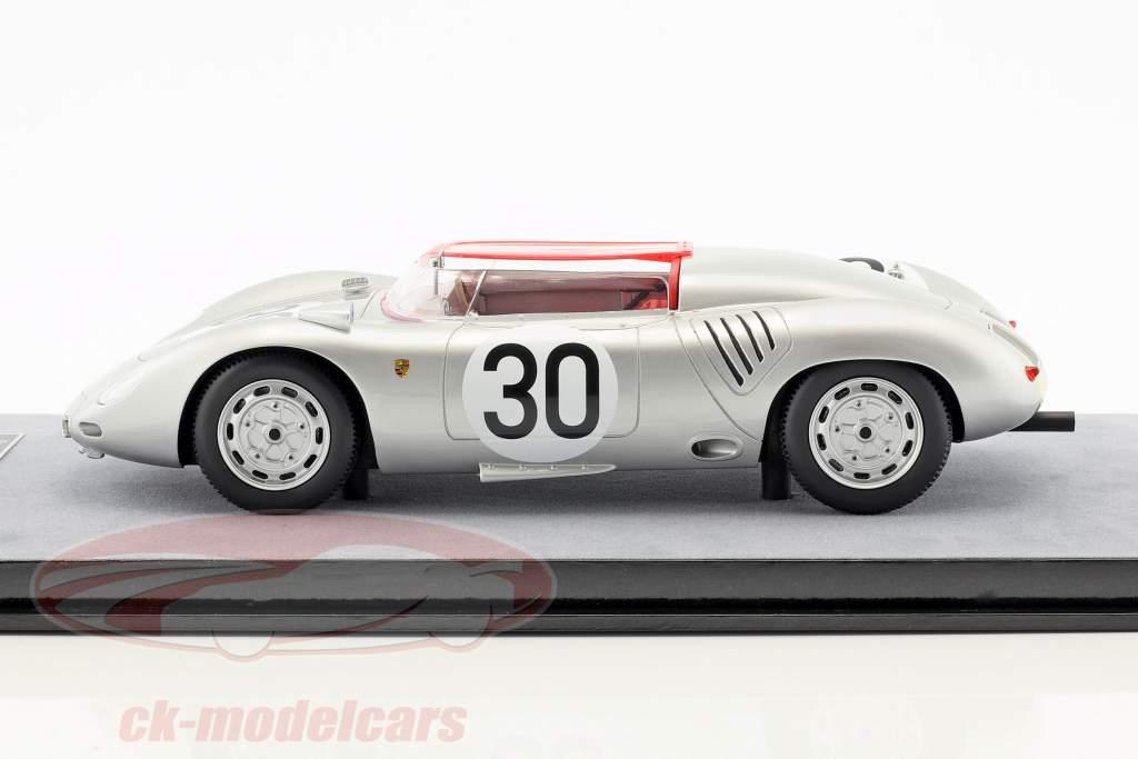 Porsche 718 RSK #30 24h LeMans 1958 von Frankenberg, Storez 1:18 Tecnomodel
