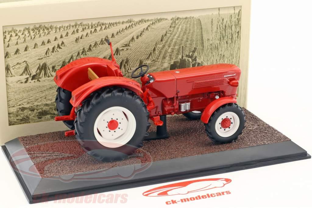 Güldner G75A anno di costruzione 1968 rosso 1:32 Atlas