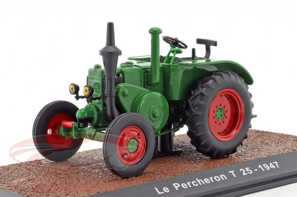 Le Pecheron T25 année de construction 1947 vert 1:32 Atlas