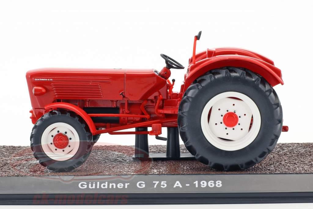 Güldner G75A year 1968 red 1:32 Atlas