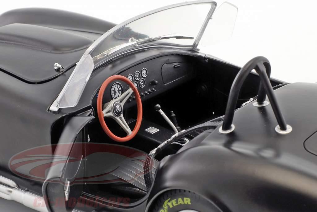 AC Cobra MKII 427 anno di costruzione 1965 nero 1:18 Solido