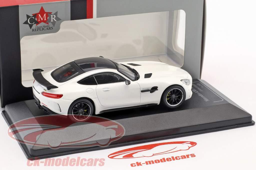 Mercedes-Benz AMG GT-R white 1:43 CMR