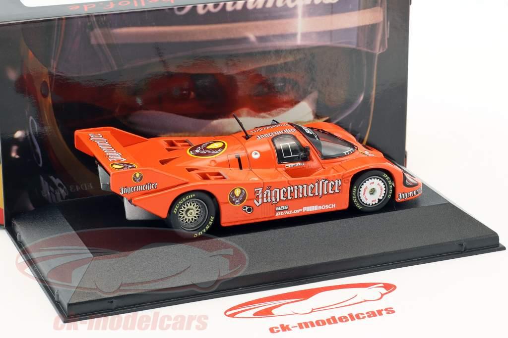 Porsche 956B #1 3 200 miles Norisring 1984 Stefan Bellof 1:43 CMR