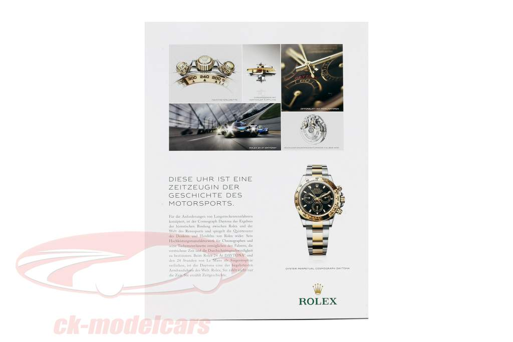 magazine auto motor und sport Edition: 70 ans voitures de sport Porsche