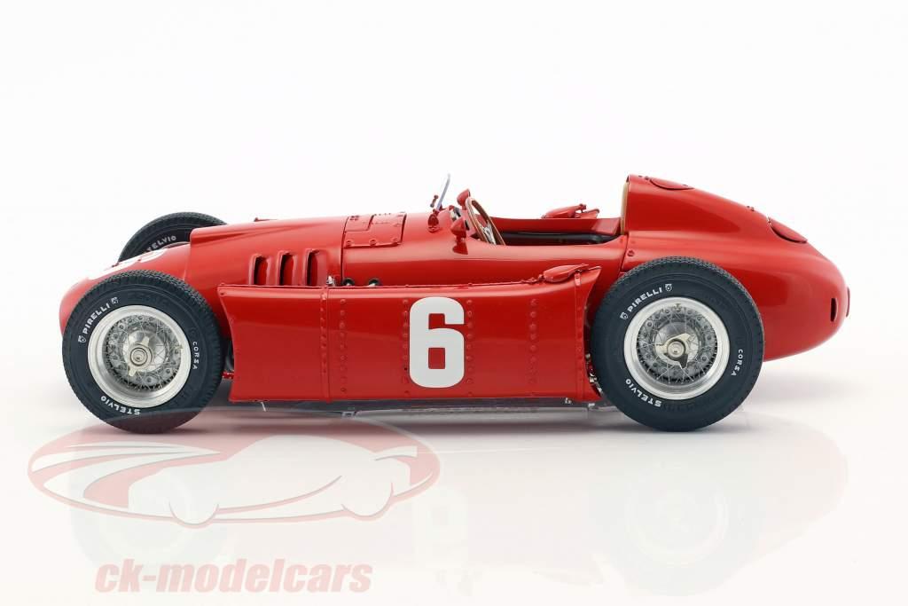 2-Car Set: A. Ascari Lancia D50 #6 Torino GP 1955 & A. Pilette Ferrari D50 Belgio GP 1956 1:18 CMC