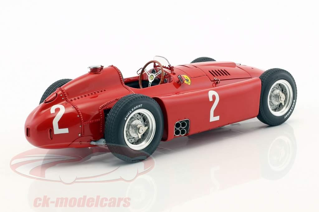 Peter Collins Ferrari D50 Long Nose #2 tedesco GP formula 1 1956 1:18 CMC