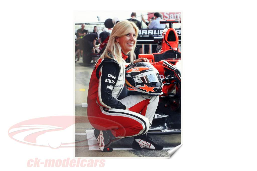 Boek: Nice. Snel. Dames en Formule 1 door Elmar Brümmer / Ferdi Kräling