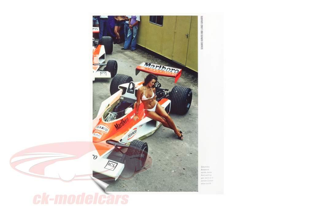 Book: Nice. Fast. Women and Formula 1 by Elmar Brümmer / Ferdi Kräling