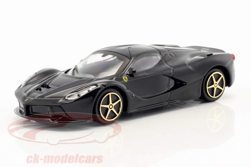 Ferrari LaFerrari schwarz 1:43 Bburago
