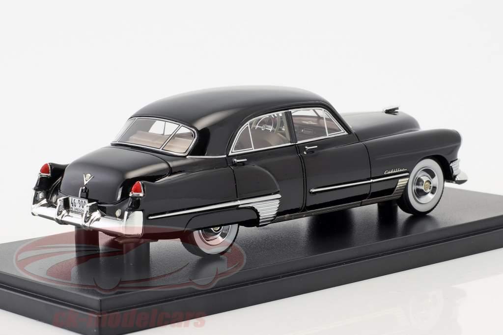 Cadillac Series 62 Touring Sedan year 1949 black 1:43 Neo