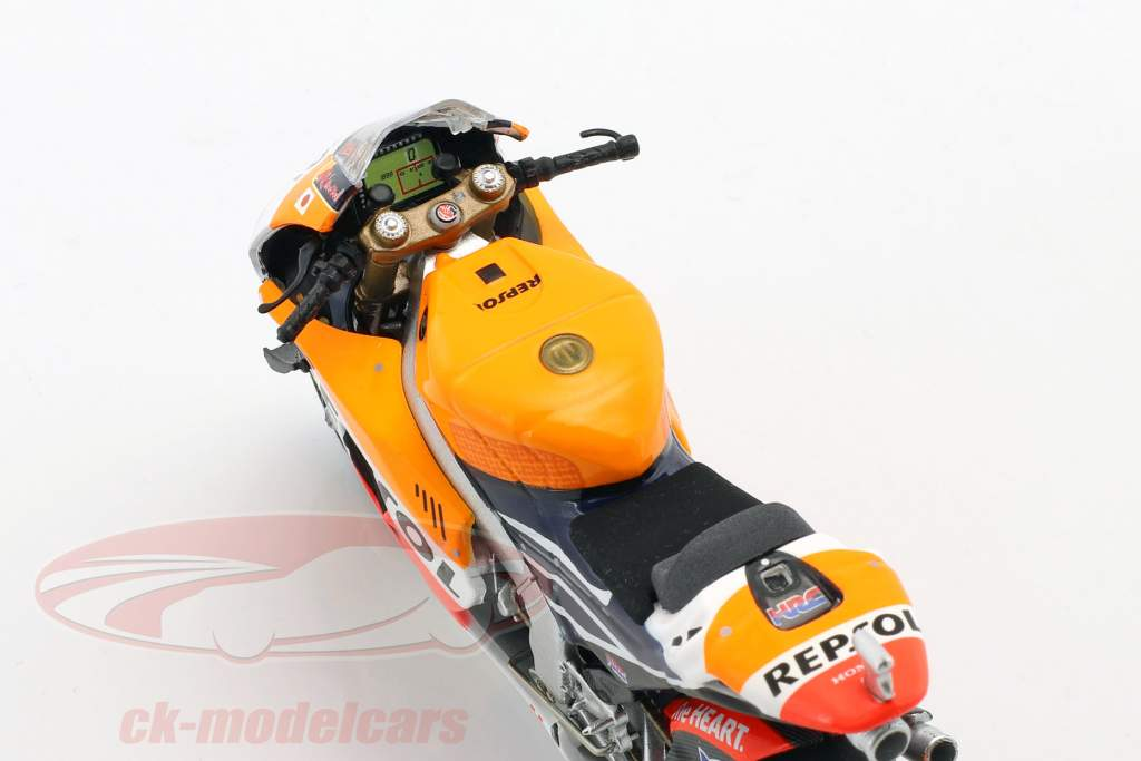 Nicky Hayden Honda RC213V #69 MotoGP 2016 1:18 Minichamps