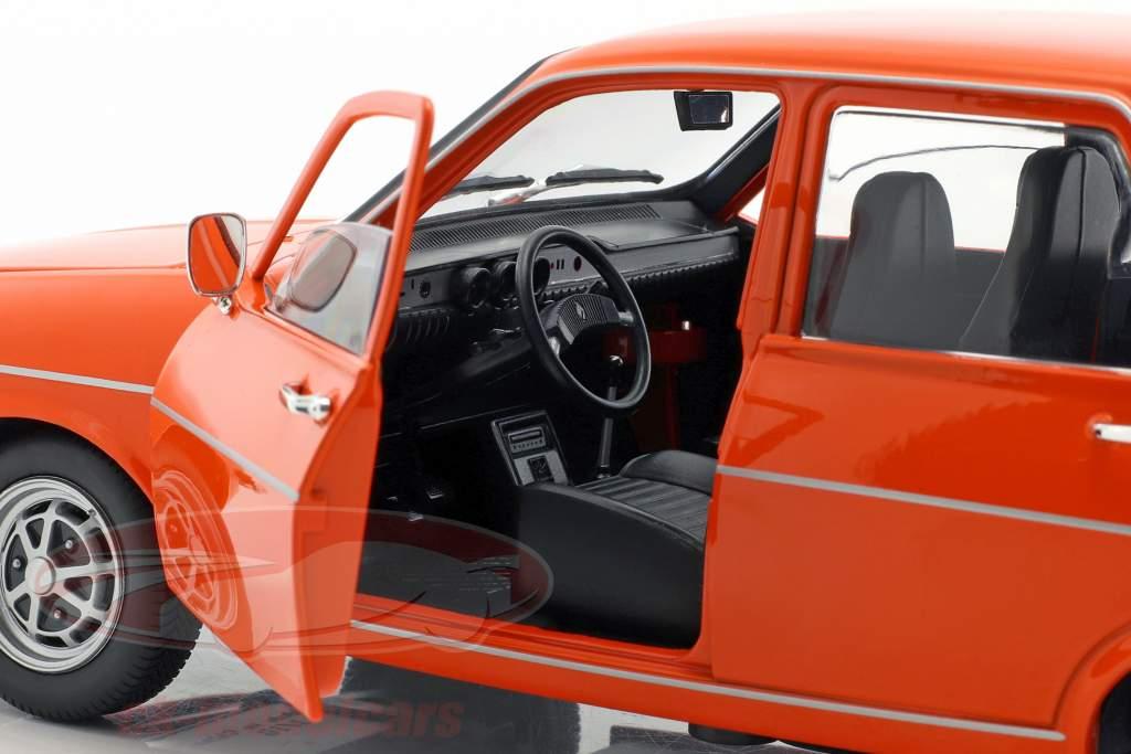 Renault 12 TS Baujahr 1973 orange 1:18 Norev