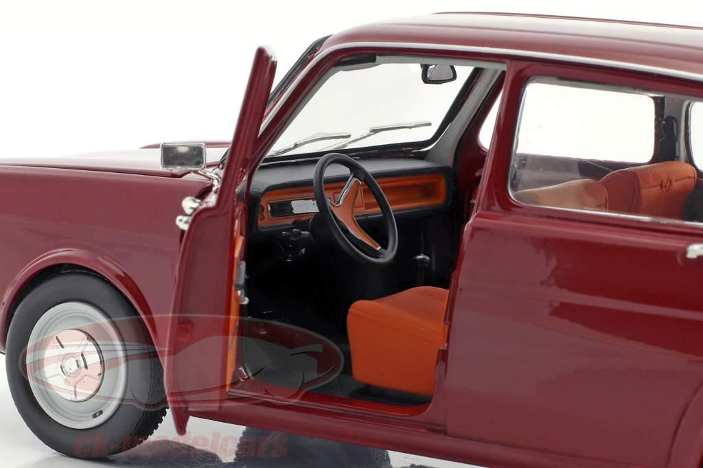 Simca 1000 LS année de construction 1974 amarante rouge 1:18 Norev