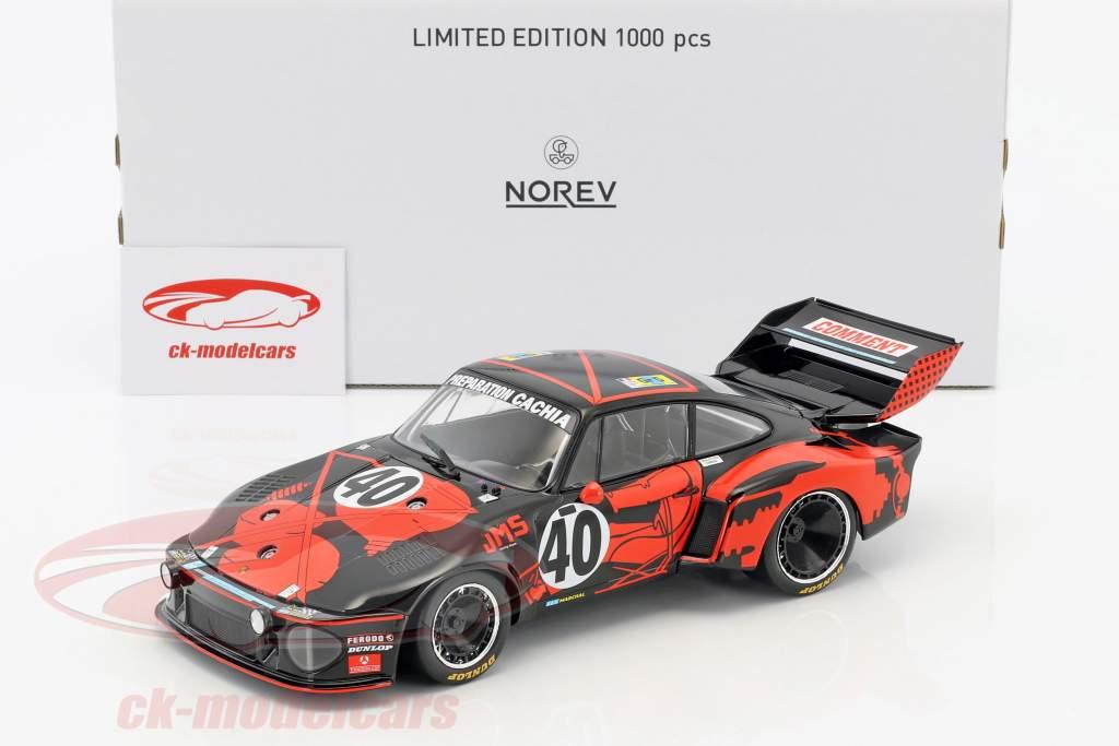 Porsche 935 #40 3. 24h LeMans 1977 Ballot-Lena, Gregg 1:18 Norev