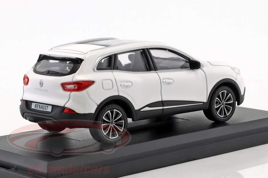 Renault Kadjar anno di costruzione 2015 bianco 1:43 Norev